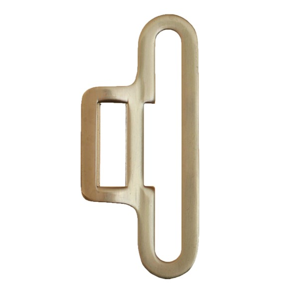 Armed Forces Waist Belt Female Brass Buckle