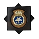1 PBS - First Patrol Boat Squadron - Ship Badge / Crest / Plaque