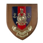 1st Raiding Squadron Royal Marines - Unit Badge / Crest / Plaque