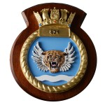 814 NAS - 814 Naval Air Squadron- Unit Badge / Crest / Plaque