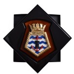 Fort Austin - RFA - Royal Fleet Auxiliary - Ship Badge / Plaque / Crest